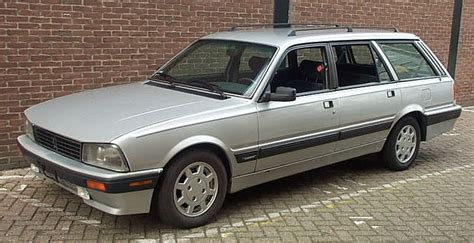 peugeot 505 station wagon photos and comments www