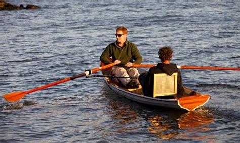 folding rowboat folding cane seat fyne boat kits