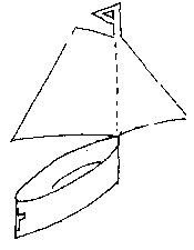 bootje in papier vouwen bootje knippen en vouwen projecten om te proberen