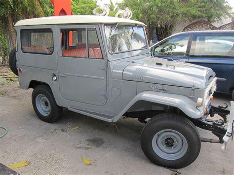 1966 Toyota Land Cruiser Fj40 Toyota Land Cruiser Fj40 1966 4 215 4 Frame Restoration