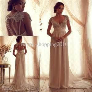 tassel beads lace wedding dress inspired latest deep v