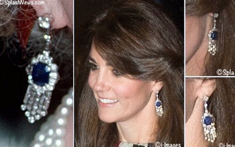 New Kate And Jewelry Pieces Now On Pre Order by Kate Sapphire Earrings Montage October