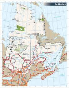 road map of canada road map