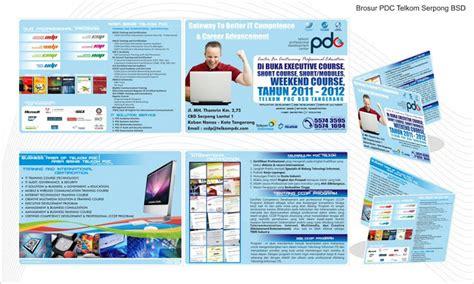 design brosur corel hriz design