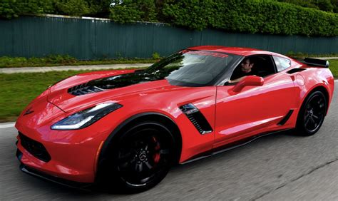 Corvette Stingray Giveaway - under the hood of the 725hp lingenfelter z06 that you can win vettetv