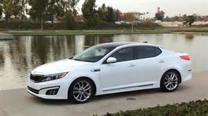 A Kia Optima New Optima Sedan Interior Exterior Photos Changes For