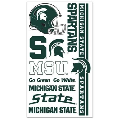 tattoo prices michigan michigan state temporary tattoos
