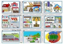 printable language arts board games 132 free esl map worksheets