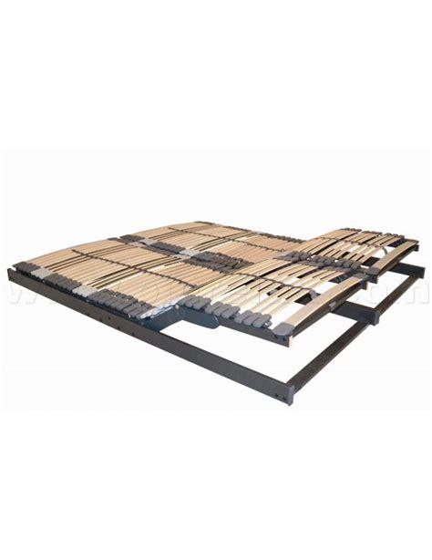 rete letto elettrica rete elettrica motorizzata a doghe in legno con motore