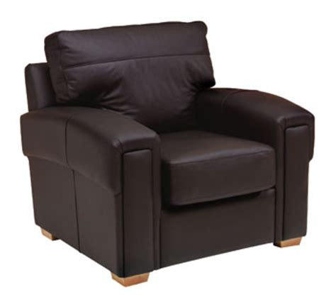 Steinhoff Uk Furniture Ltd Baltimore Leather Armchair