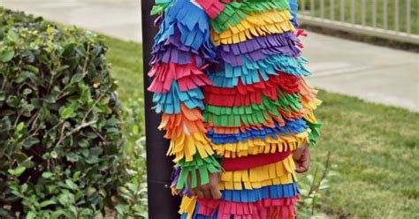 most awesome homemade pinata costume ever most awesome homemade pinata costume ever best homemade pinata costumes and homemade ideas