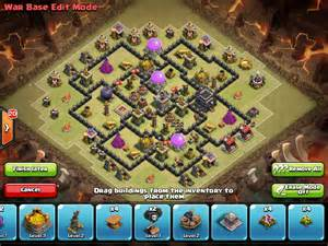 These th8 war bases are extremely effective if you use them on clan