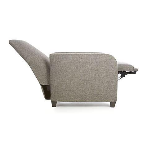 crate and barrel reclining sofa royce recliner recliners crate and barrel and barrels