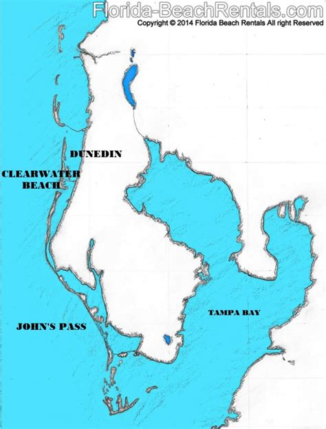 fishing map of florida fishing charter hotspots on the florida gulf coast