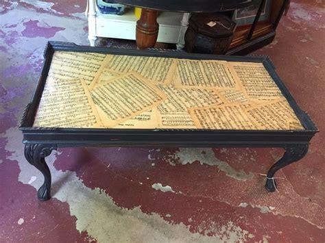 decoupage coffee table best 20 decoupage coffee table ideas on