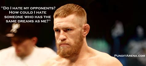 10 brilliant quotes from conor mcgregor pundit arena