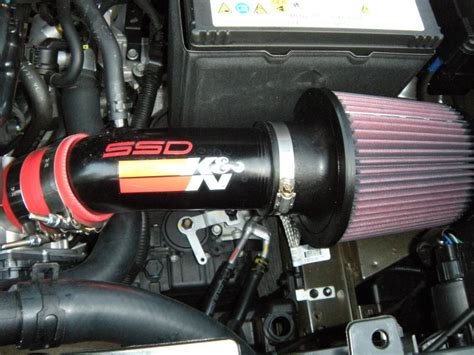 Kia Soul Cold Air Intake Spectre Air Filter Cleaning Spectre Free Engine Image
