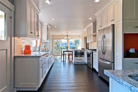 galley kitchen photos white galley kitchen photos hgtv