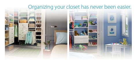 closet systems do it yourself closet systems