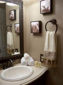 Ideas For Decorating A Bathroom by Neutral Guest Bathroom Bathroom Designs Decorating
