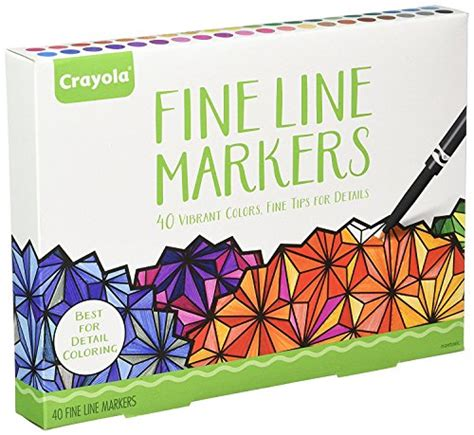coloring books for adults crayola from usa crayola coloring 40ct line markers