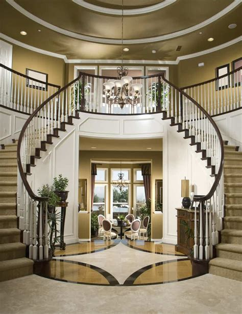 Traditional Home Interior Design Ideas 40 luxurious grand foyers for your elegant home