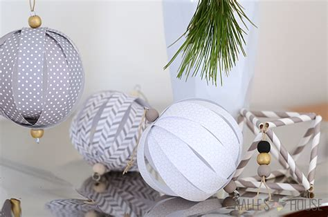 Handmade Paper Ornaments - paper ornaments handmade ornament no 11