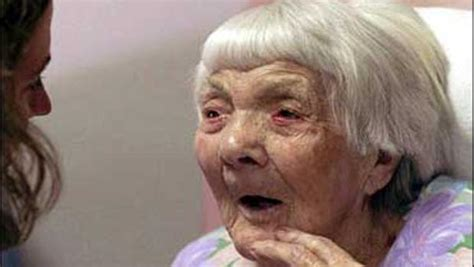 living person world s oldest person dies cbs news