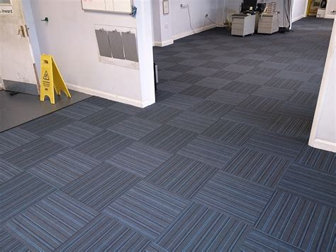 office floor commercial carpet tiles burmatex