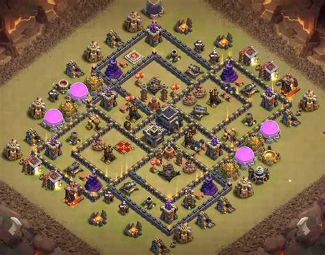 th9 layout names top 20 best th9 war base layouts 2018 new anti 2 stars