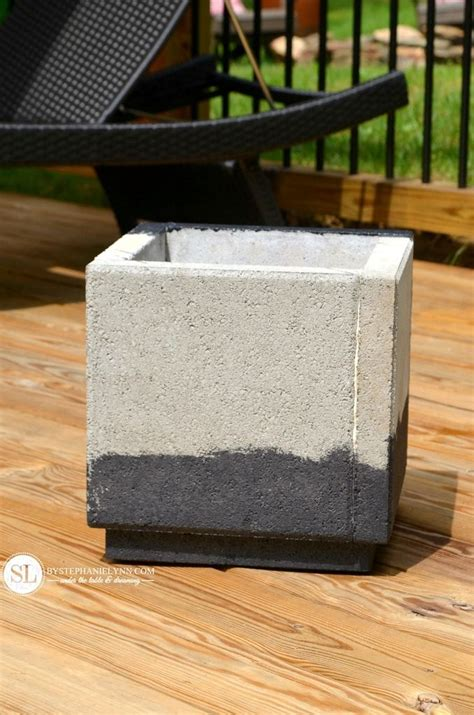 diy patio paver planter 307 best images about container plants for the patio on