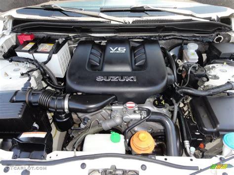 Suzuki V6 Engine 2006 Suzuki Grand Vitara 4x4 2 7 Liter Dohc 24 Valve V6