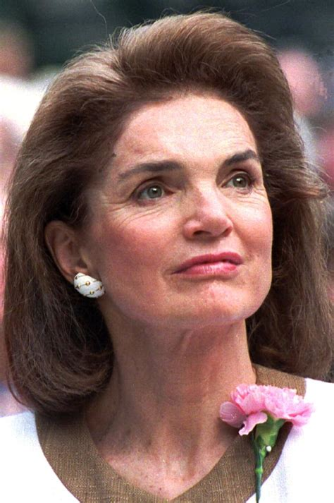 kennedy jacqueline jacqueline kennedy onassis dies in 1994 ny daily news