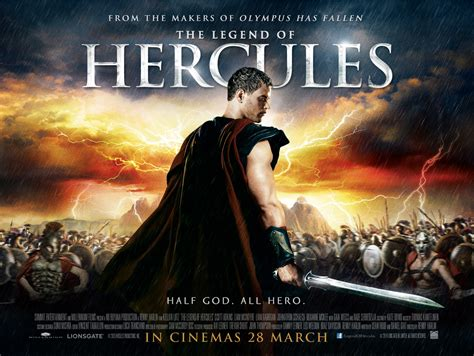 The Legend review the legend of hercules