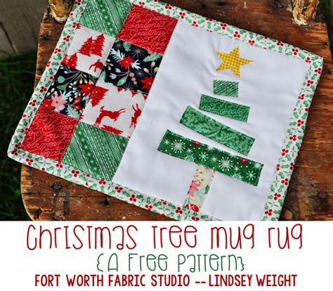 upholstery supplies fort worth fort worth fabric studio christmas tree mug rug free