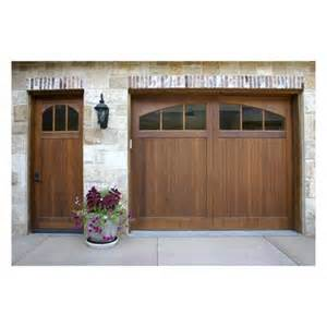Garage Door Designer handcrafted custom garage doors from designer doors