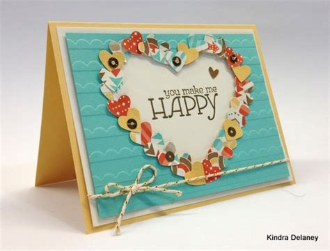 how to make pretty cards 15 handmade stin up cards from friends stin pretty