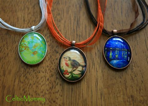 how to make cabochon jewelry how to make diy cabochon necklace collections of pendants