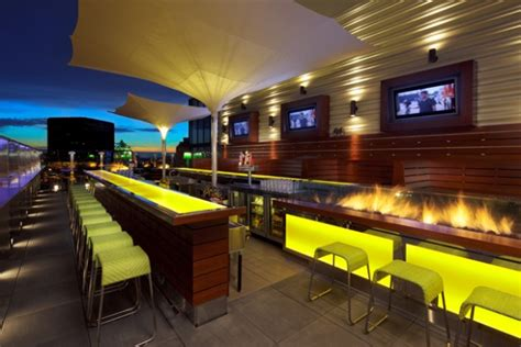 Roof Top Bar by 15 Most Exciting Rooftop Bars In The World