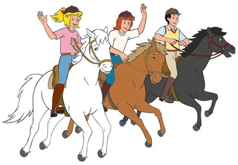 Wandtattoo Kinderzimmer Mädchen Pferde by Die Besten 25 Bibi Und Tina Ideen Auf