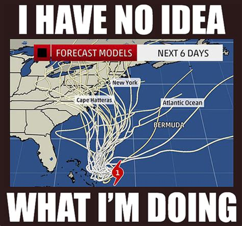 Meme Tracking - hurricane joaquin spawns storm memes in face of uncertain