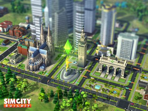 simcity buildit simcity buildit updates with contest of mayors gamer