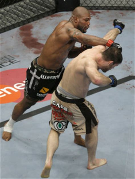 Rage Jackson Vs Forrest Griffin Top Five Mma Title Fights In Recent Memory Bleacher Report