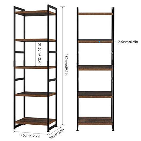 homfa  tier corner shelf  standing ladder shaped