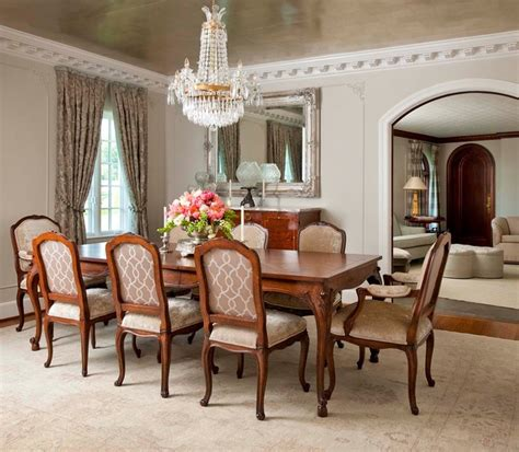 elegant traditional dining design ideas dwelling decor