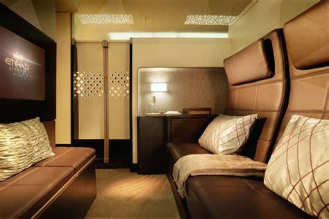 Etihad Airways Cabin by