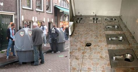 bathrooms around the world 12 quirky public toilets and urinals from around the world