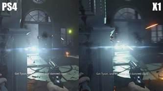 ps4 better or xbox one battlefield hardline pc vs ps4 vs xbox one visual comparison