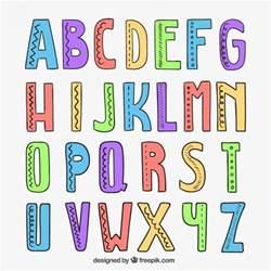 alphabet vector free