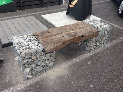 gabion bench 17 best images about our house on pinterest samsung